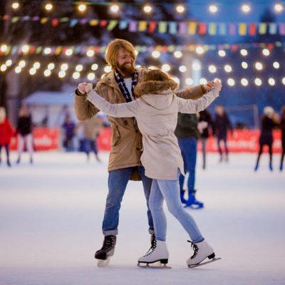 В Киеве зимой откроют шесть бесплатных катков: где и когда