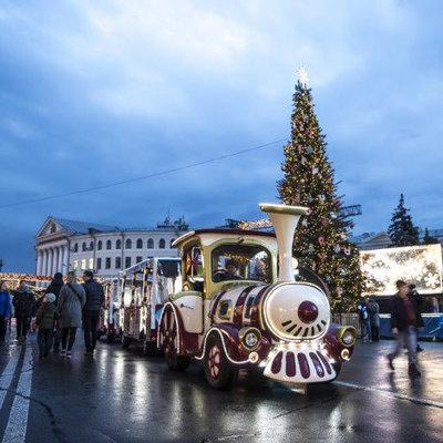 Как выглядит Киев накануне новогодне-рождественских праздников, - ФОТО