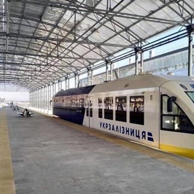 Экспресс Киев-«Борисполь» перевез миллион пассажиров
