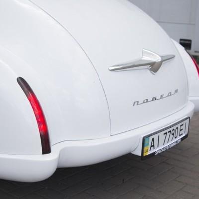 В Украине создали уникальную модель авто и продают за 1 млн грн (фото)