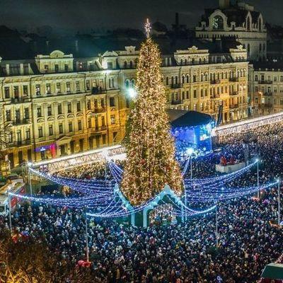 На Рождество в Киеве движение транспорта и работа метро изменится