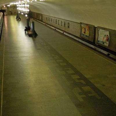 У одной из станций метро в Киеве творится «крысиный апокалипсис»