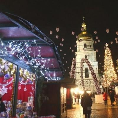 В Киеве во время празднования Рождества правопорядок будут обеспечивать почти 200 патрульных