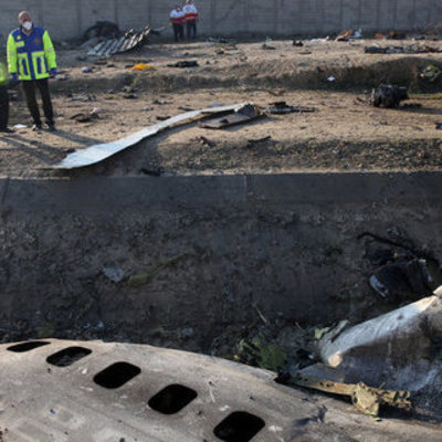 Крушение Boeing 737 в Иране. Все главное о катастрофе на 12:00
