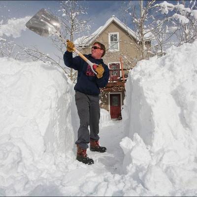 В Киеве будут штрафовать за неубранный снег: детали