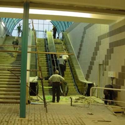 Наиболее загруженной станцией Киевского метро в 2019 году стала станция «Академгородок»