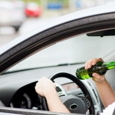 Назван район Киева с наибольшим количеством пьяных водителей