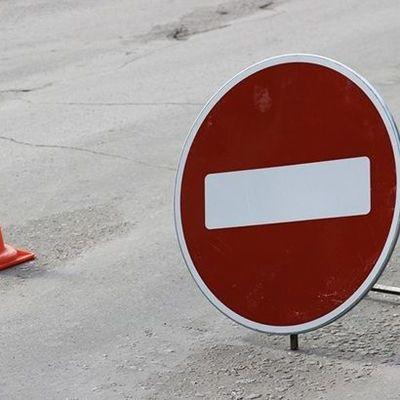 В Киеве сегодня ограничат движение на Столичном шоссе