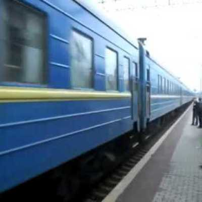 Из  Одессы в Киев поездом — время в пути 1,5 часа