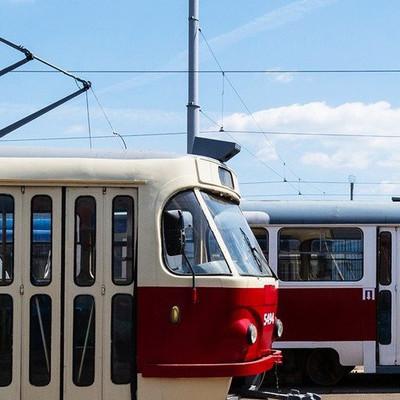 В Киеве на четыре дня сократят режим работы трамваев №28 и №33
