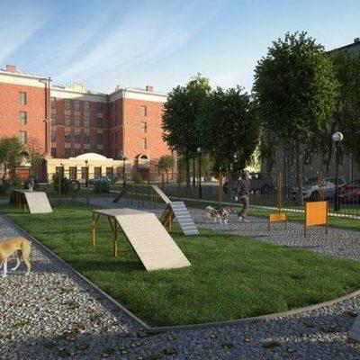 Владельцы собак требуют от мэрии площадки для выгула в каждом парке и сквере