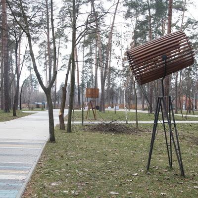 В Киеве трех человек обвиняют в хищении 14 млн грн ($ 570 тыс.) на реконструкцию парка Партизанской Славы