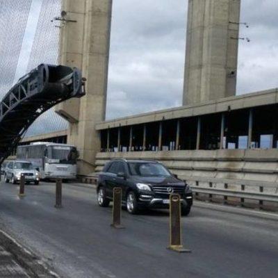 По Южному мосту ограничат движение транспорта