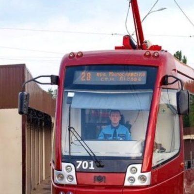 Ремонт продолжается: изменения в работе трамваев № 28, 33