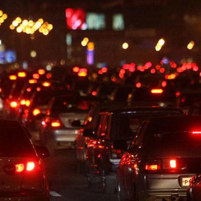 Где в Киеве чаще всего бывают пробки – карта