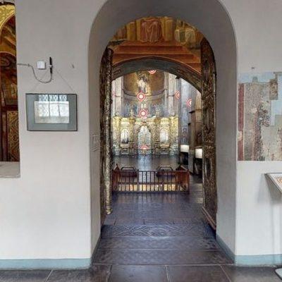 Разработан 3D-тур по Софийскому собору