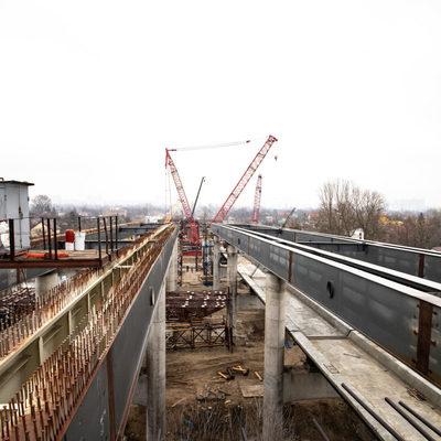 Движение по Подольско-Воскресенскому мосту откроют в этом году