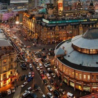 Пробки Киева — в топ-15 мира. Хуже только в 11 городах