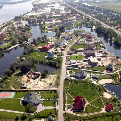 Чиновники завладели 42 га заповедных земель в Конча-Заспе, – СБУ