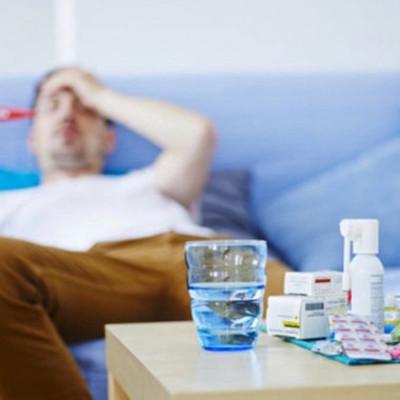 Уровень заболеваемости гриппом и ОРВИ в Киеве вырос более чем на четверть