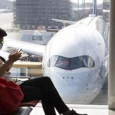 Пассажиры китайского авиарейса заболели в Киеве. Подозревают коронавирус