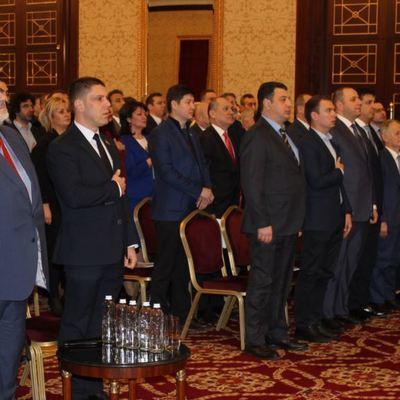 В Киеве презентовали Ассоциацию крымскотатарских предпринимателей TURKSİD (+фото)