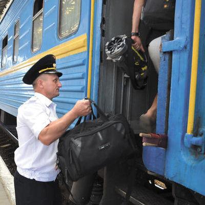 Украинцы теперь могут сесть в поезд по е-удостоверению водителя