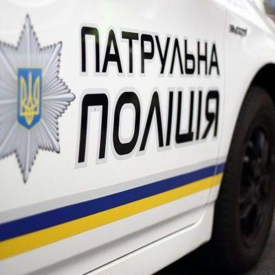 В Киеве пьяный водитель устроил ДТП на светофоре