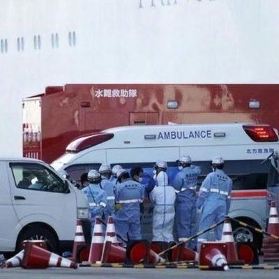 20-летний украинец заразился коронавирусом на японском круизном лайнере