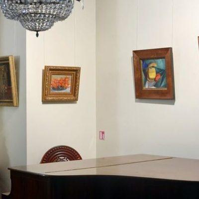 Выставка натюрморта в Киеве. Шедевры Белоконь, Примаченко, Глущенко и других легенд