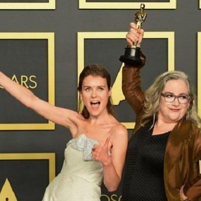 Гордость дня. Киевлянка получила «Оскар» за фильм об афганских девочках