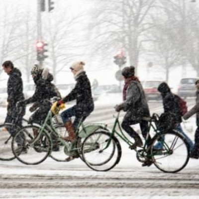"""В Киеве 14 февраля пройдет акция """"На велосипеде на работу"""""""