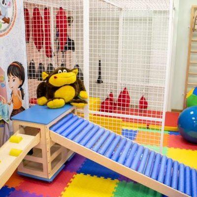В Дарницком районе открыли отделение реабилитации для детей с ДЦП