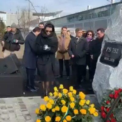 40 дней со дня трагедии рейса МАУ PS752. В Борисполе появится мемориал памяти погибших