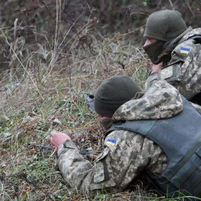 Есть убитый и раненые: войска РФ атаковали украинские позиции возле Золотого