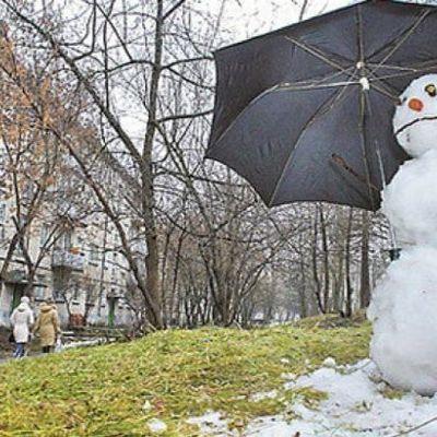Новые реалии: впервые за 140 лет в Киев не пришла зима
