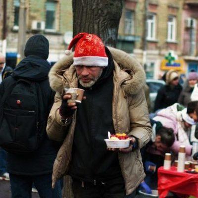 Сколько в Киеве бездомных людей