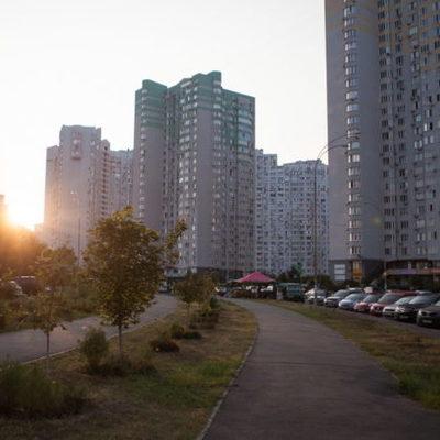 Где живут киевляне: самые населенные районы города