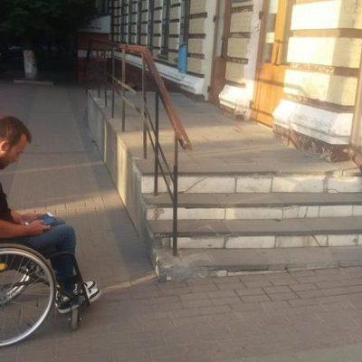 Киев без барьеров: как за полгода улучшат условия для маломобильных жителей
