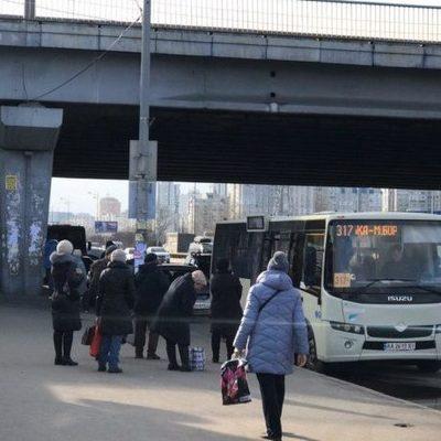 Зрада отменяется. Мост на Харьковской в нормальном состоянии