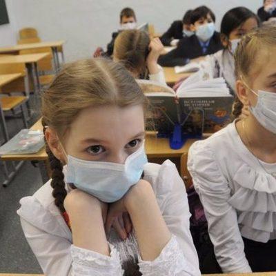 Грипп снова наступает. За неделю в Киеве — более 14 тысяч больных