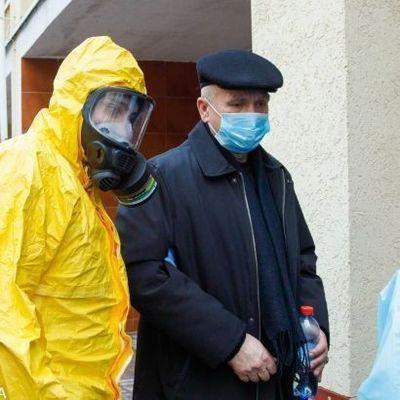 В Украине ввели карантин из-за коронавируса