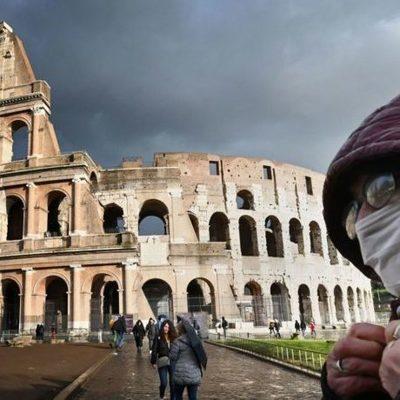 Люди покинули улицы Рима, Милана и Венеции (ФОТО)