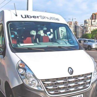Из Киева в пригороды запускают маршруты Uber Shuttle (РАСПИСАНИЕ)