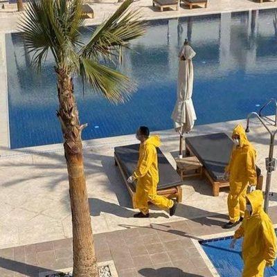 В Египте украинских туристов закрыли на карантин в двух отелях