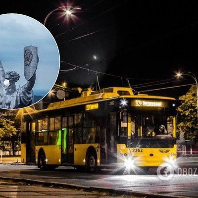 Киев полностью останавливает движение общественного транспорта из-за карантина: названа дата