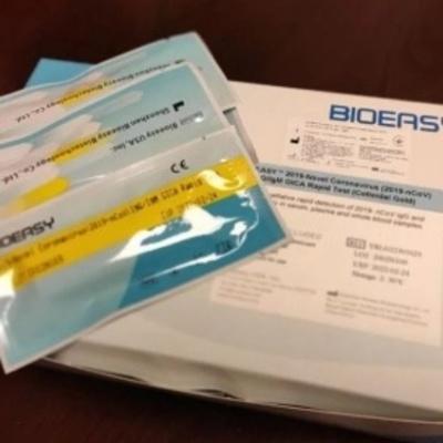 Мошенник продавал несертифицированные в Украине тесты для определения коронавируса