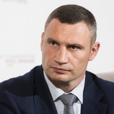 Кличко дал новый брифинг относительно усиления карантинных мер в Киеве