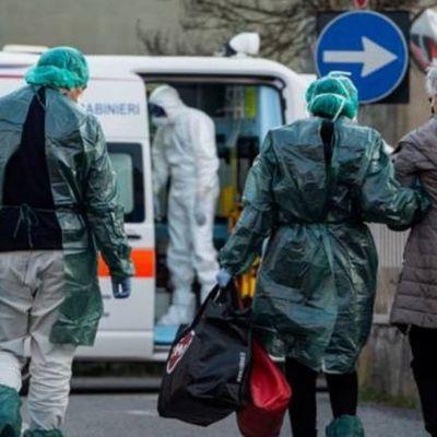 В Украине 156 лабораторно подтвержденных случаев COVID-19