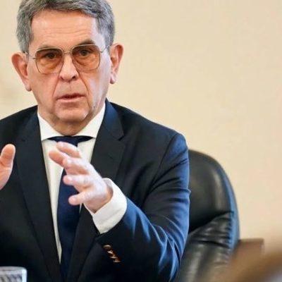 Министр здравоохранения Емец подал в отставку